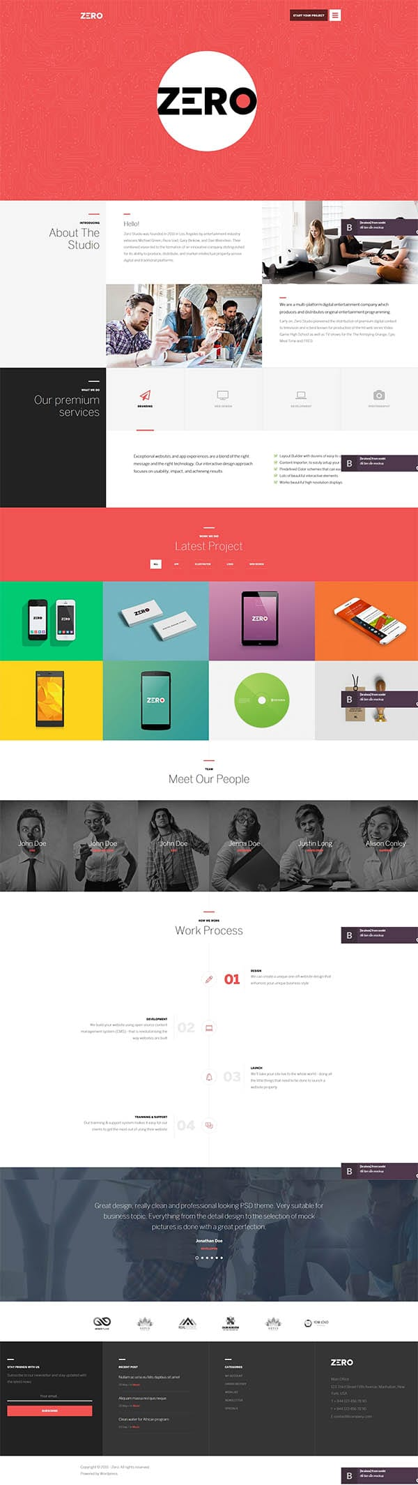 Zero-WordPress-Theme-Screen-Short