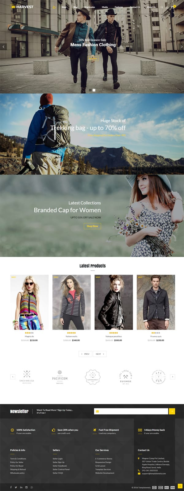 harvest-multipurpose-woocommerce-theme