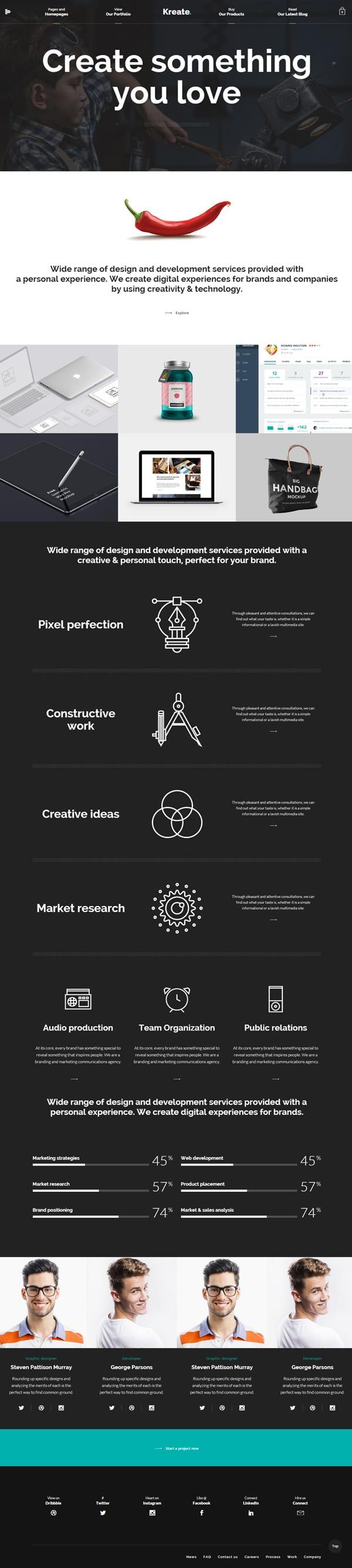 kreate-expert-theme-for-creative-business