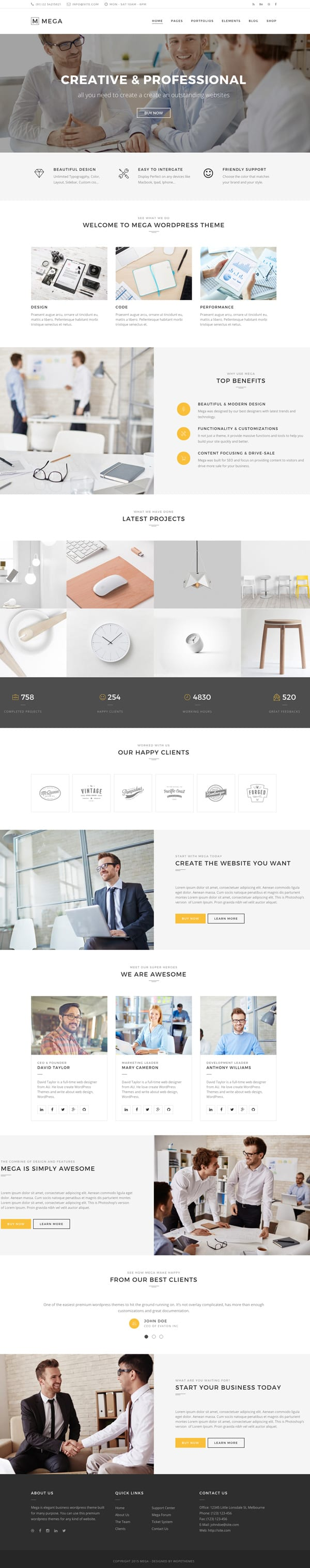 mega-creative-multipurpose-wordpress-theme