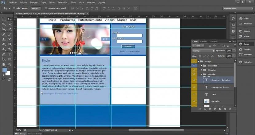 web-photoshop