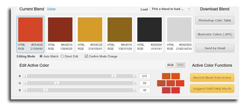 Color Blender