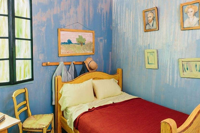 Van Gogh réplica