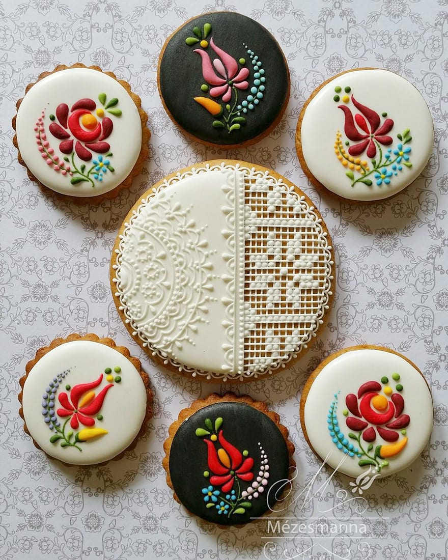 Galletas decorativas