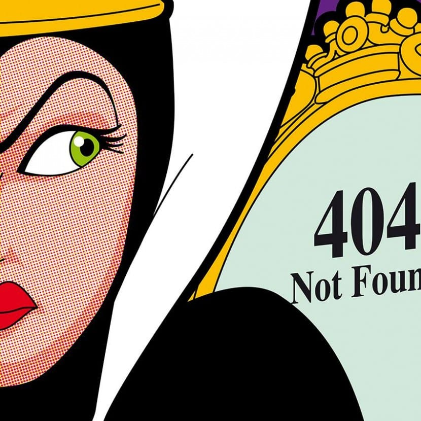 reina malvada blancanieves