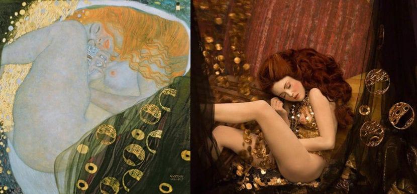Klimt-fotografia