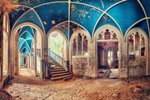 edificios abandonados Matthias Haker