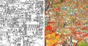 libros colorear adultos Steve McDonald