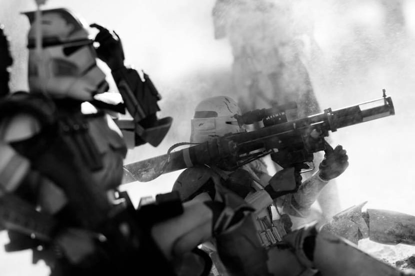 Galactic Warfighters
