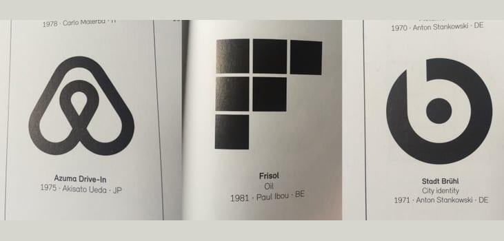 Límite logotipo minimalista