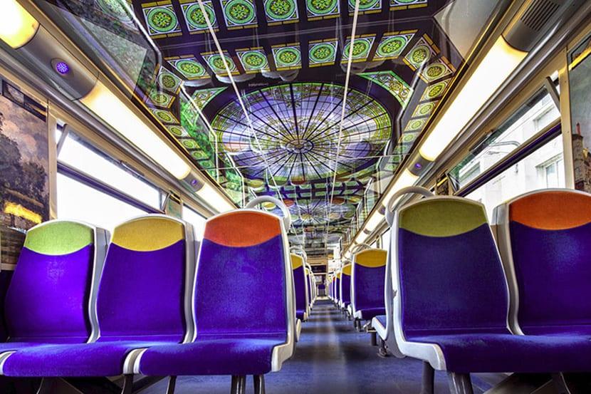 Museo en tren