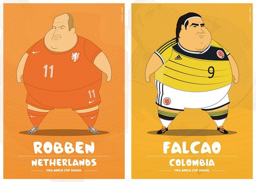 Robben Falcao