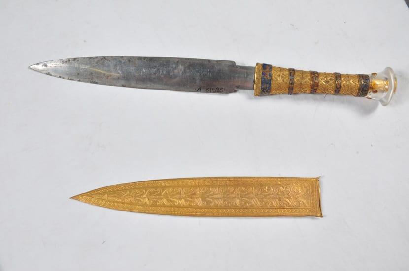 Daga Tutankamón