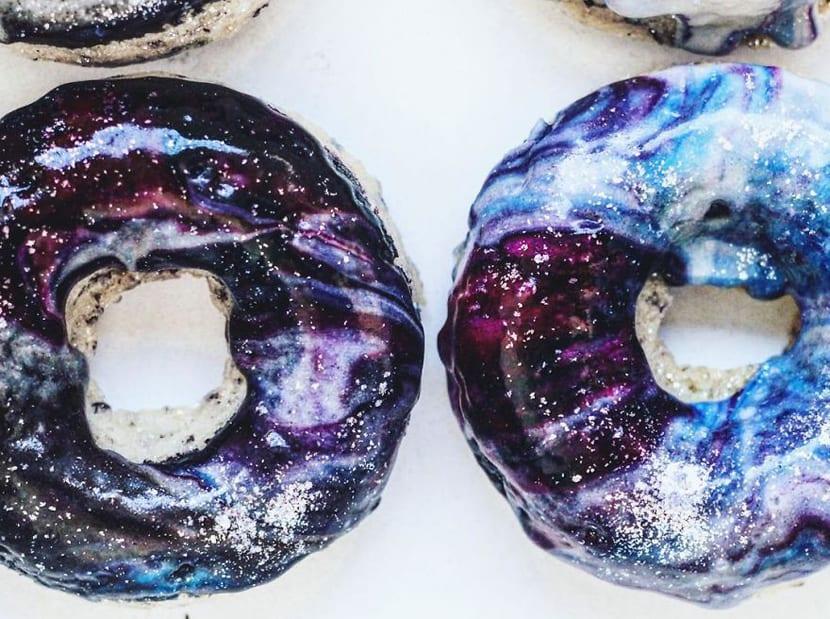 Donuts galácticos