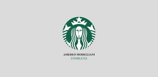 modigliani-starbucks