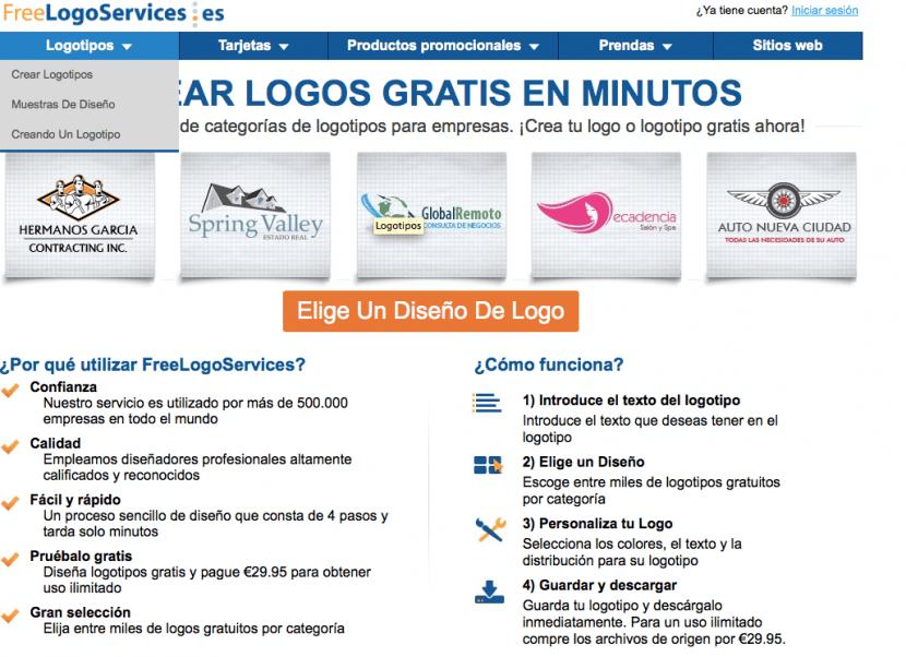 767d4188a 8 Páginas Web para crear logotipos, crea tu logo GRATIS
