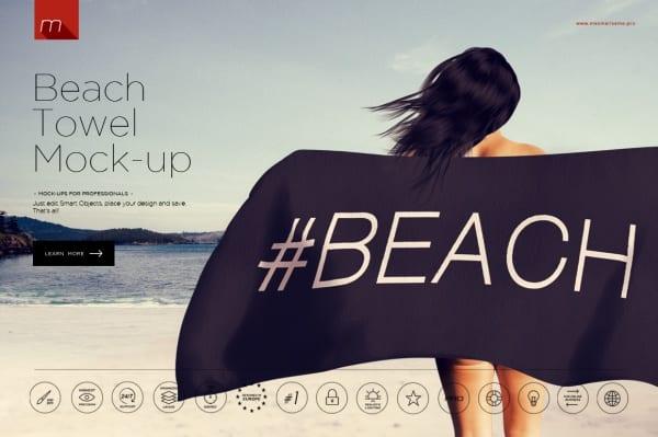 Beach-Towel-Mock-up