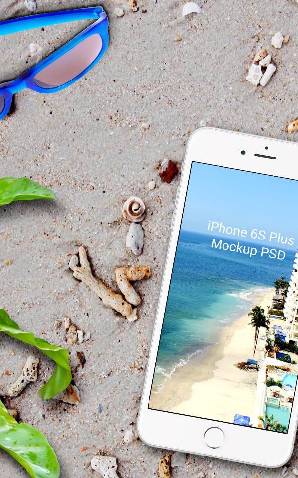 IPad-Pro-On-The-Beach-Mockup