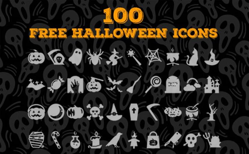 100 iconos