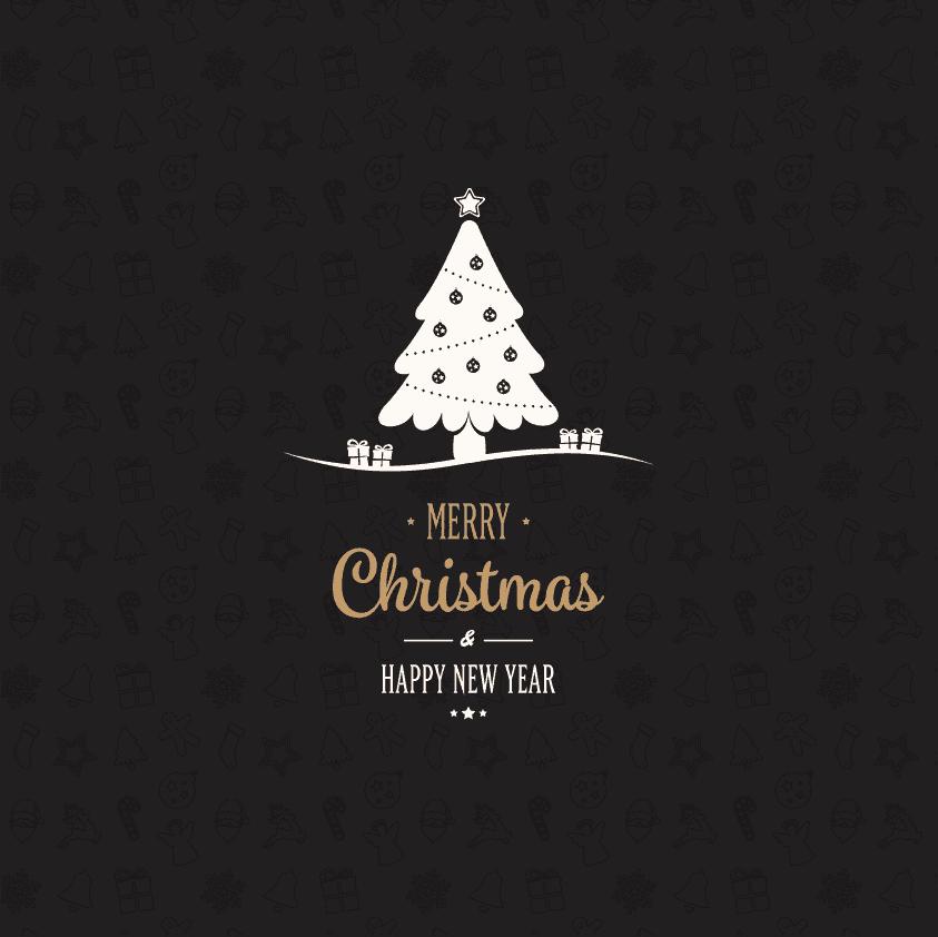 Iconos navideños gratuitos