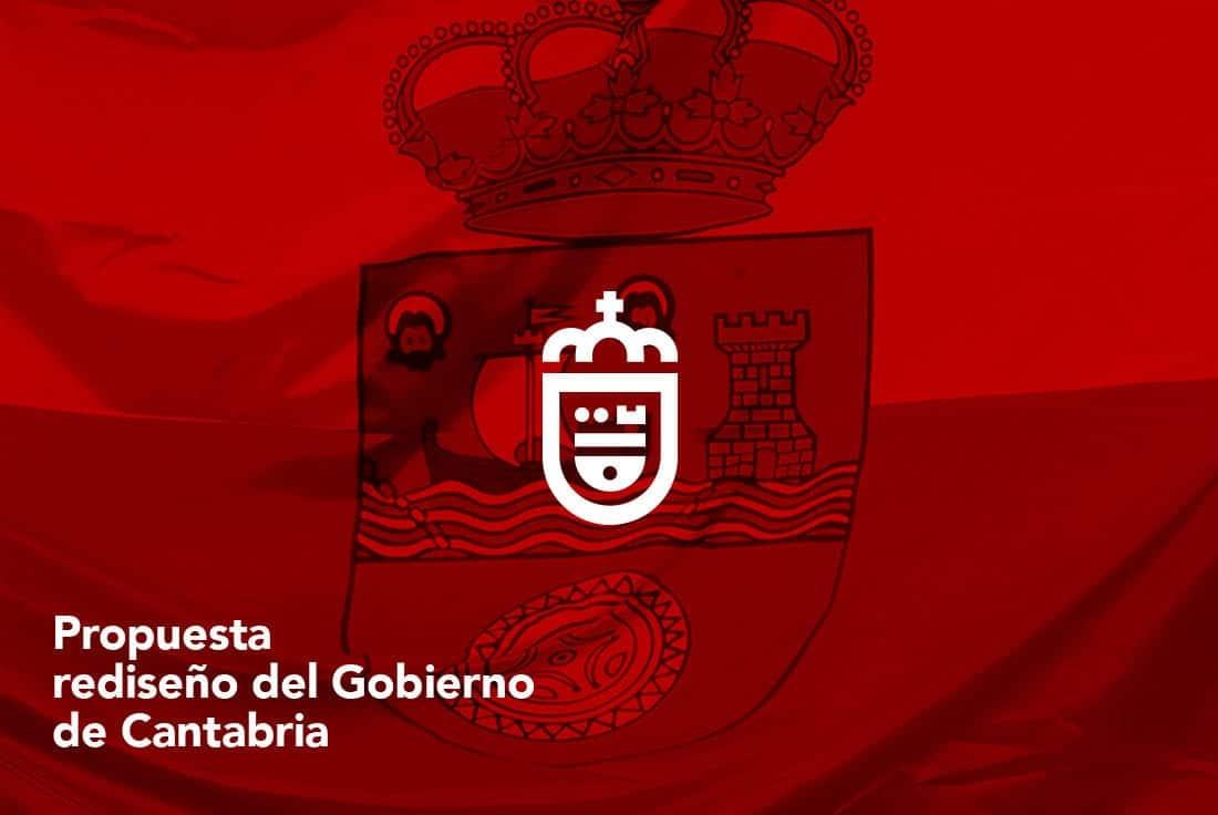 Propuesta corporativa por Rafael San Emeterio para el gobierno de Cantabria