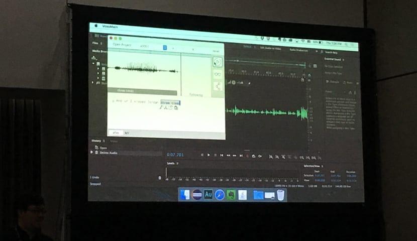 Photoshop Audio