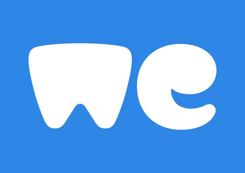 Rediseño del logotipo WeTransfer