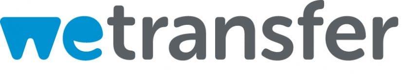 Antiguo logotipo de WeTransfer
