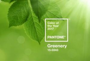 Pantone color 2017