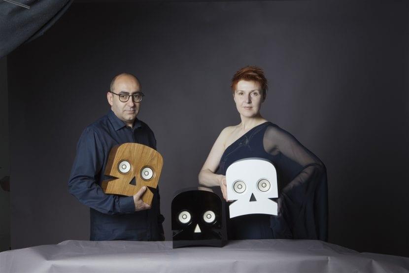 Olivier Kuntzel y Florence Deygas
