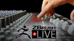 Zbrush Live