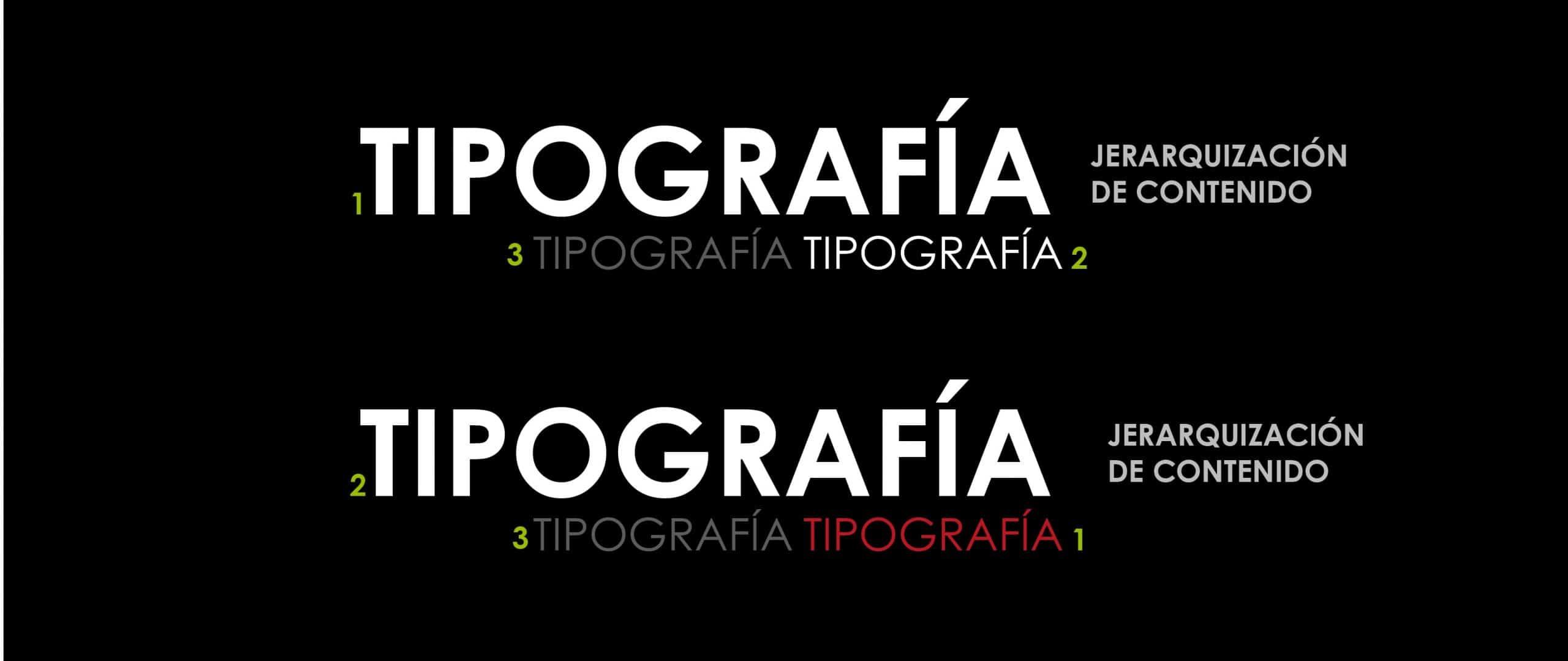 la tipograf u00eda y su importancia en el dise u00f1o gr u00e1fico