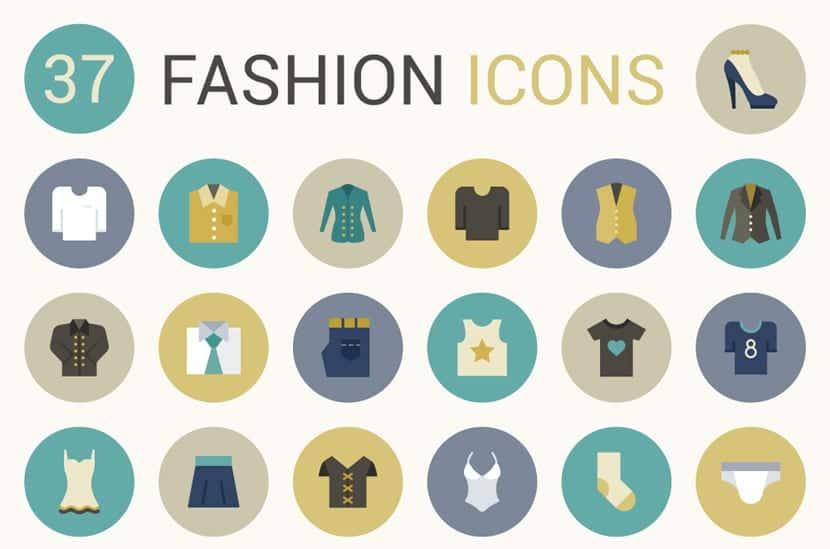 Iconos moda