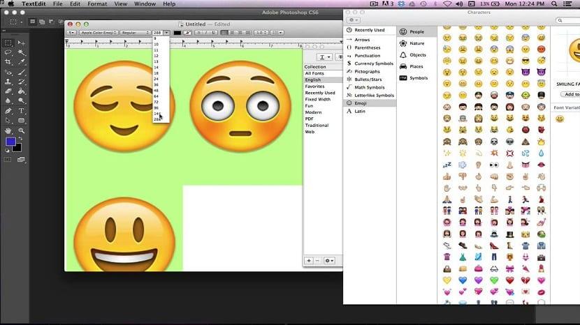 Colocar emojis