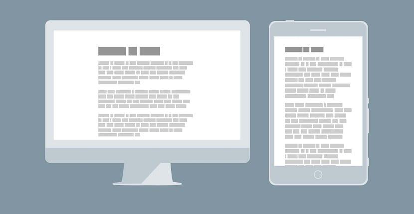Los encabezados podrían ser de 2 e incluso 3 veces el tamaño del cuerpo de tu texto