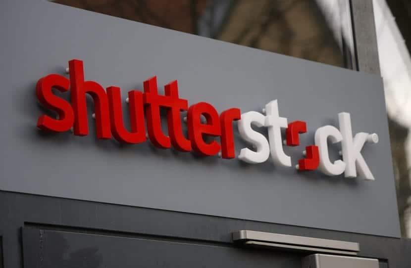 empresa Shutterstock