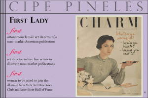 historia de Cipe Pineles