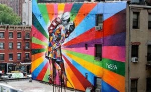La nueva tendencia del graffiti