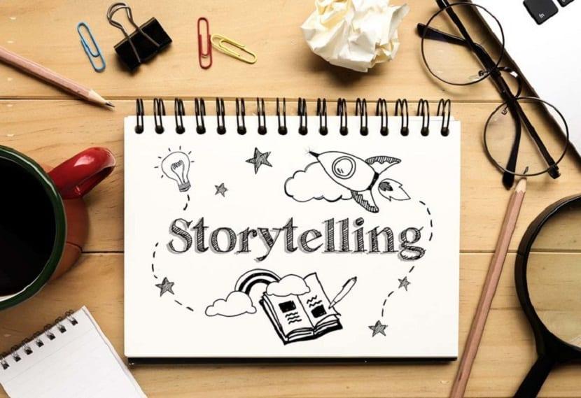 Storytelling y la tecnica de narrar historias