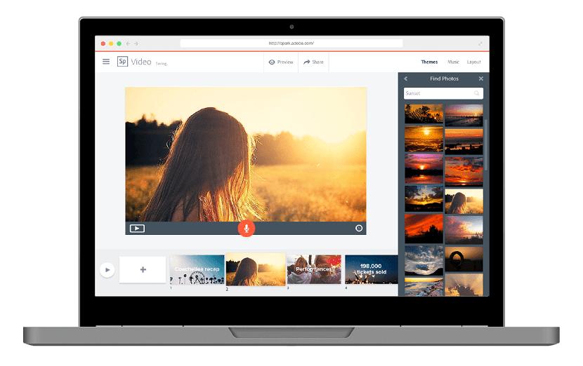 herramientas de diseño para crear videos
