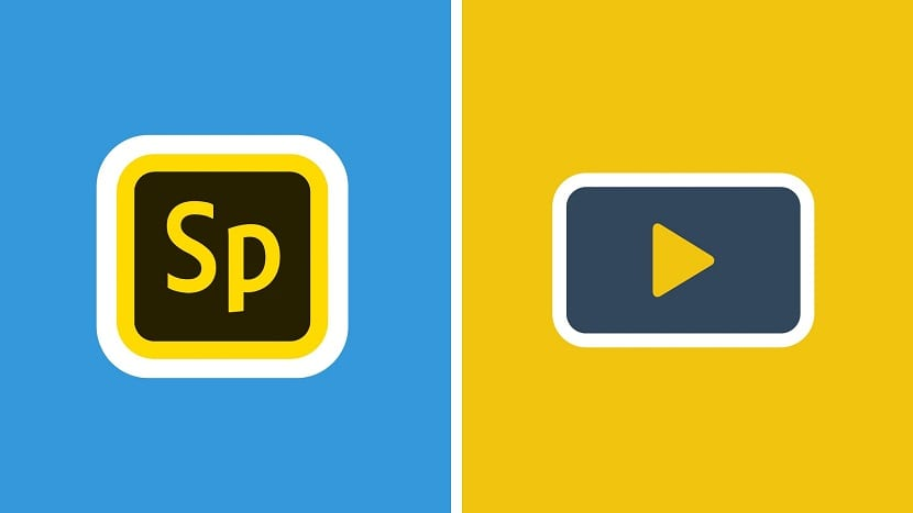con adobe spark puedes crear videos e imagenes