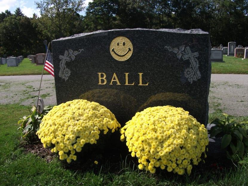 Harvey Ball siempre será recordado como el padre de la gran sonrisa
