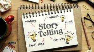 que es y como funciona el Storytelling