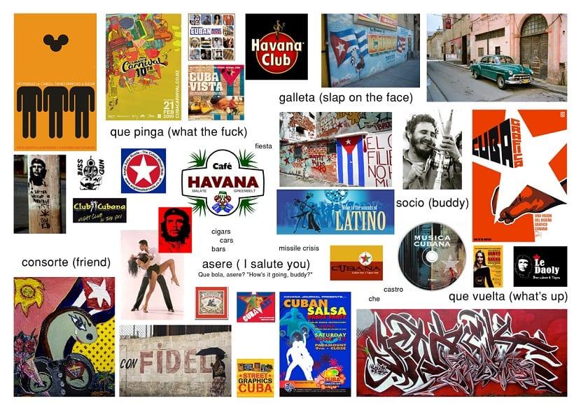grafismo y arte cubano