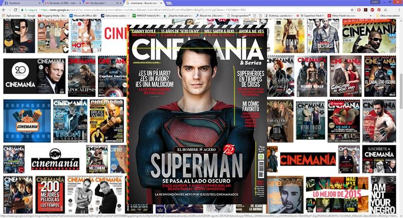 Las revistas usan paginas maestra para maquetar todo su contenido