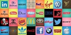 logos famosos