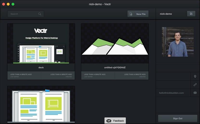 v es otro programa para diseñadores graficos