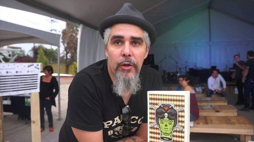 Dr. Alderete diseñador argentino
