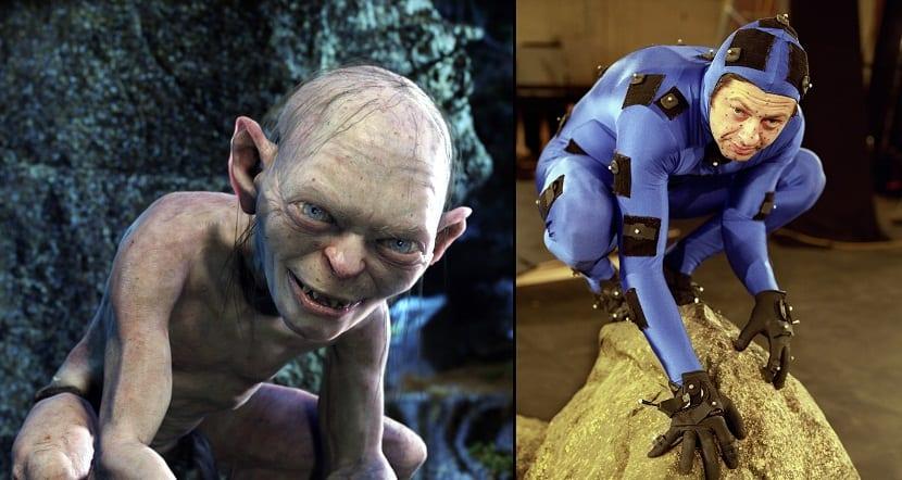 Gollum, de la saga El Hobbit