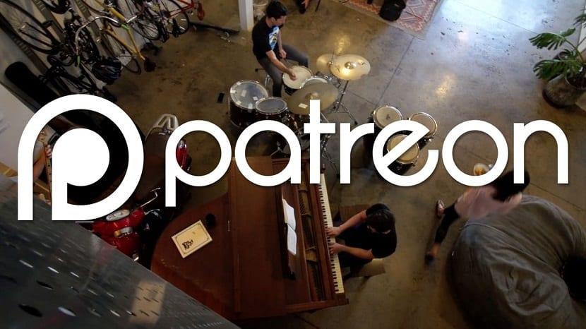 Patreon, programa para disenadores graficos